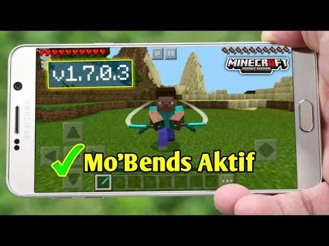 CARA AKTIFKAN MO'BENDS DI MCPE 1.7.0.3 UPDATE BETA BARU !!