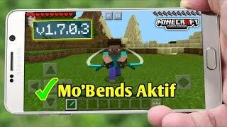 Gambar cover CARA AKTIFKAN MO'BENDS DI MCPE 1.7.0.3 UPDATE BETA BARU !!