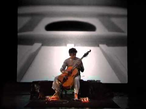 Paolo Angeli plays