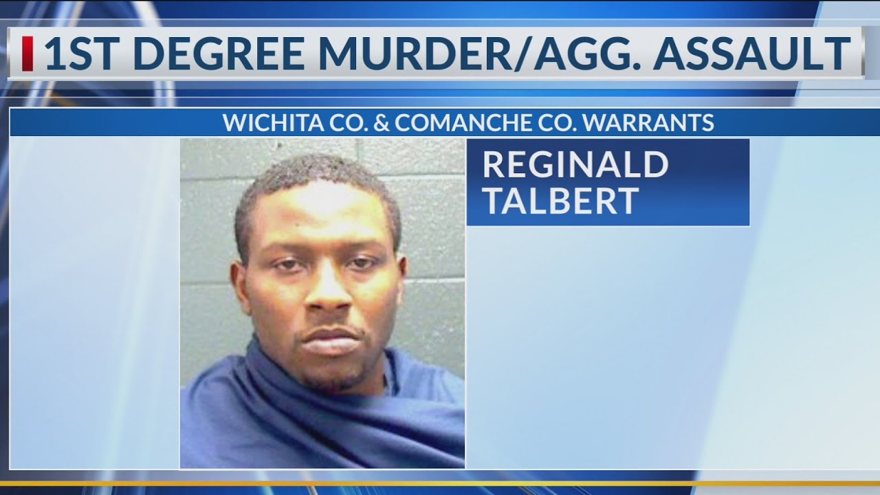 Man wanted for WF, Lawton crimes booked in Wichita Co  jail