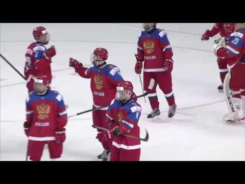 Россия обыграла Швецию в матче за бронзу на ЮЧМ-2017