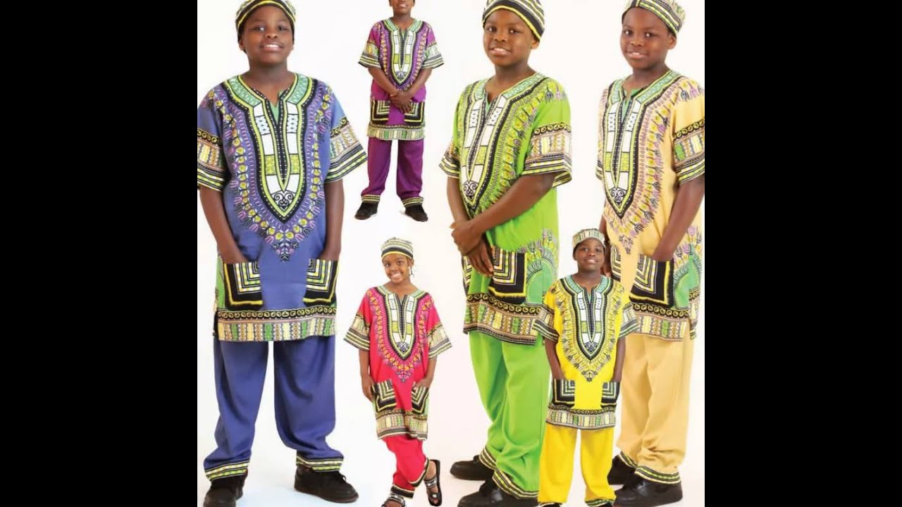 sc 1 st  YouTube & AFRICAN KIDS ATTIRE-AFRICAN KIDS OUTFITS-AFRICAN KIDS CLOTHING - YouTube