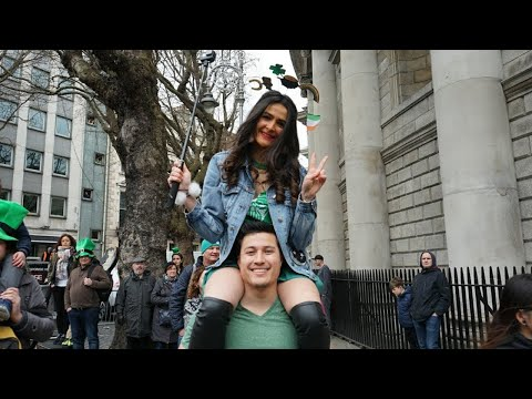 St  Patrick's Day in IRELAND 2017