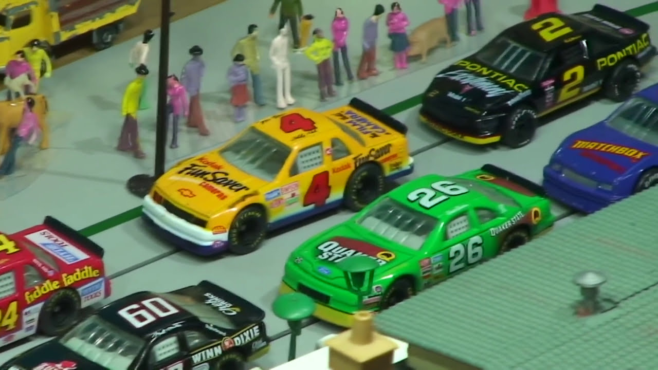 Nascar Race Matchbox Nascar Series Die Cast Matchbox Cars
