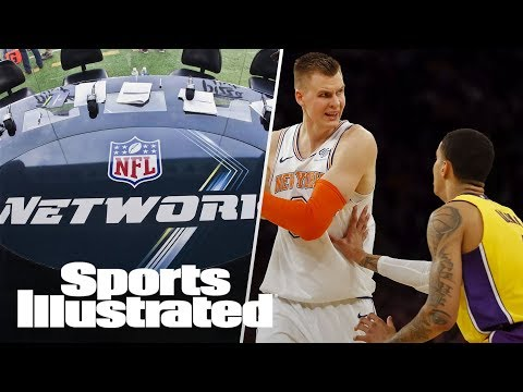 Knicks Knock Off Lakers, NFL Network's Sexual Harassment Scandal | SI NOW | Sports Illustrated