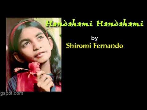 HANDAHAMI HANDAHAMI by Shiromi Fernando