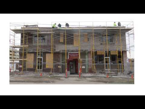 Raccoon Forks Trading Company - Historic Facade Rehab Project