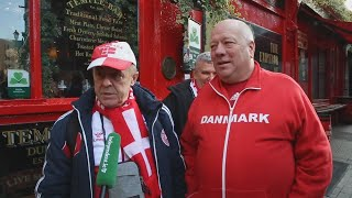 'Beat Ireland all the way down to the Stone Age' Danish fans predict tonight result
