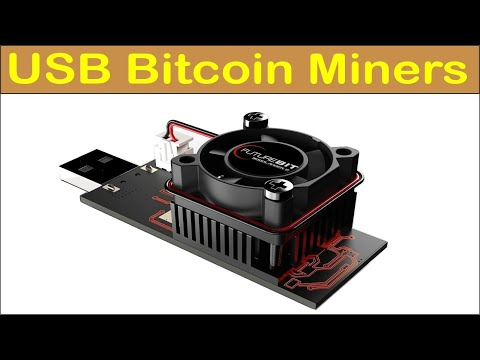 Start Bitcoin Mining with USB Miners l No Expenses Only Profit l USB Bitcoin Miners