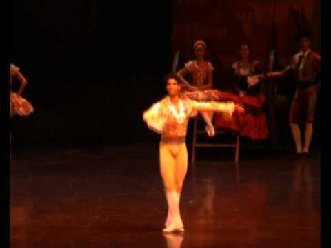 Carlos Acosta in Don Quixote