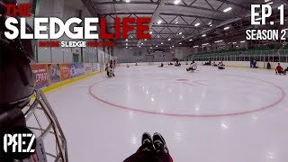 Welcome To Sledge Life Ep.1 (GoPro Hockey)