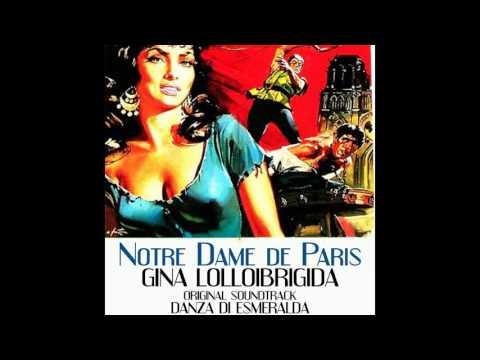 Gina Lollobrigida - Danza Di Esmeralda - From 'Notre Dame De Paris'