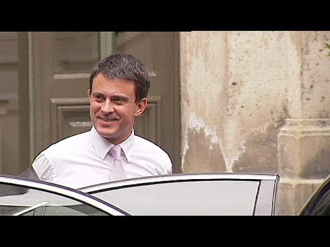 New French Prime Minister Manuel Valls: popular and tough on crime