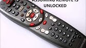 Programming your Remote Control - YouTube
