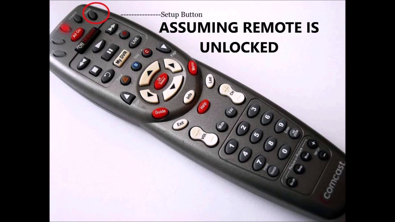 Comcast Remote Won't Change Cable Channels: Solved