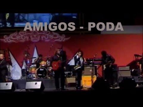 Amigos - Poda (Amigos Live Concert)