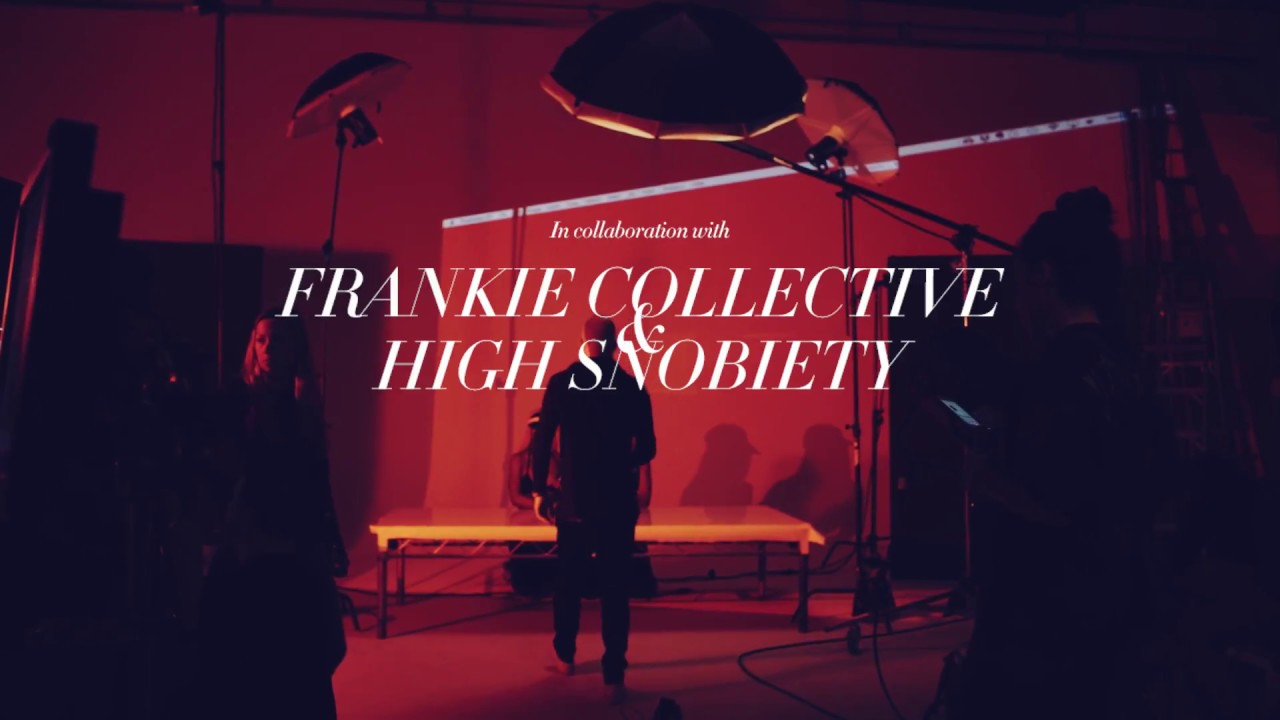 For Clermont HighsnobietyCollective Frankie X Twins WDIH9E2