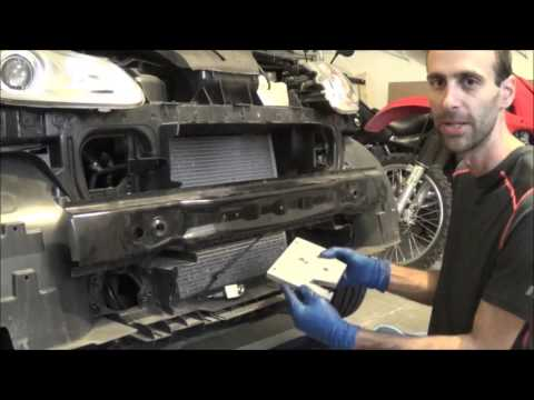 Putting a Badlands winch on a Smart Fortwo 451