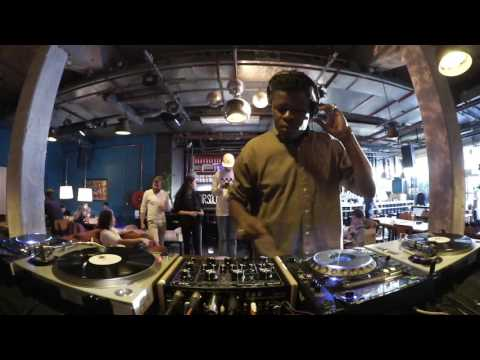 Philou Louzolo @ Shourai Sessions, RADION, Amsterdam (15-06-2016)