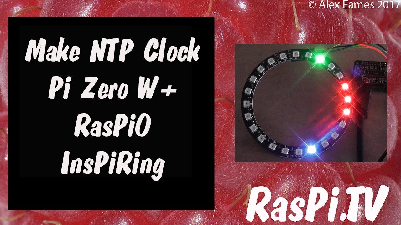 RasPiO Inspiring  Connect RGB LED shapes, sculpt your lights