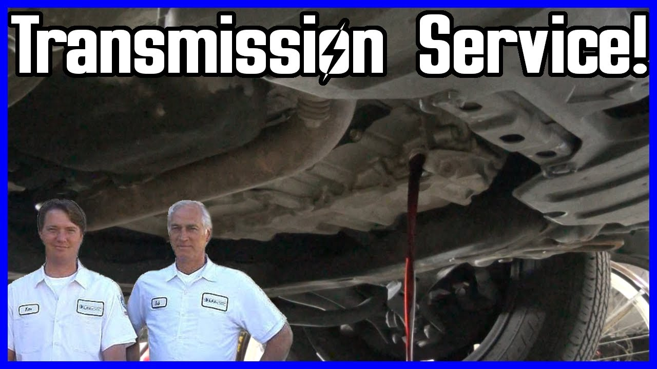 How To Change The Transmission Fluid And Filter Honda Civic 2009 2011 Fuel