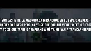 Robgz x Anuel AA LHNA lyrics letra