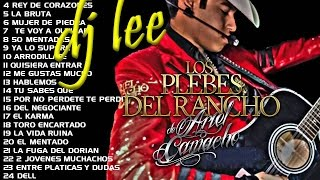 los plebes del rancho ariel camacho mix dj lee el original cd juarez
