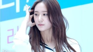 150402 krystal signing at bausch lomb fansign