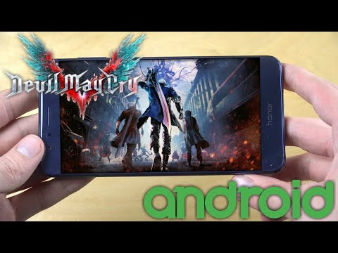 Devil May Cry Mobile Game For Android / IOS  Download Now
