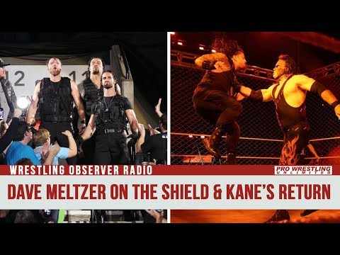 Dave Meltzer On The Shield & Kane's Return On RAW (AUDIO)