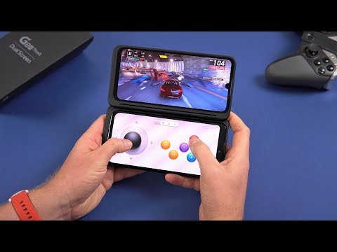 LG G8X ThinQ Dual Screen Review & Unboxing