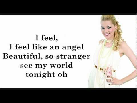 Angel (Lyrics on Screen & Description)