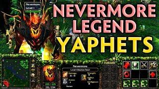 Shadow Fiend LEGEND — Yaphets in 7.23