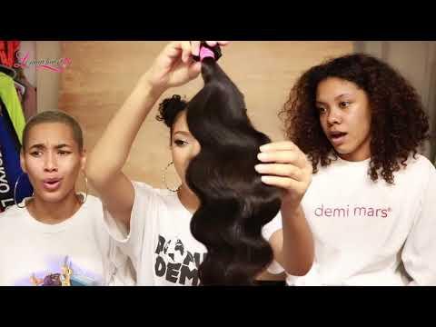 ALI EXPRESS LONGQI HAIR STORE CERAADI IMPRESSION