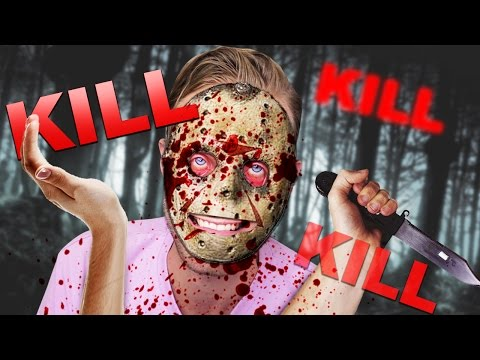 I'LL KILL YOU ALL!!!!!!!!! (Dead by Daylight)