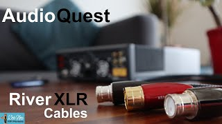 AudioQuest Red River, Mackenzie & Yukon XLR : Cables? It's at Good Value!