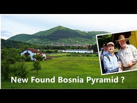 New Found Bosnia Pyramid , Highest Authority Presentation