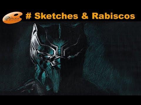 #CurtindoNossosAlunos :: Matheus Brancs - Curso de Desenho IPStudio de YouTube · Duração:  5 minutos 15 segundos