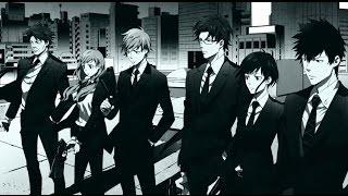 bande-annonce Psycho-Pass Inspecteur Shinya Kôgami - T.1