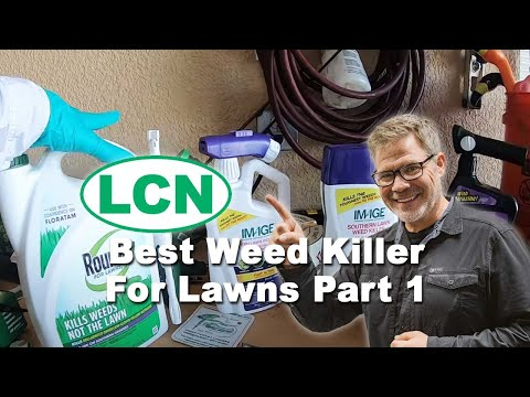 Best Weed Killer For Lawns Part 1 | DIY Lawn Care From Allyn Hane The Lawn Care Nut