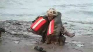 Repeat youtube video Funny - Marines Fall In Quicksand On Accident
