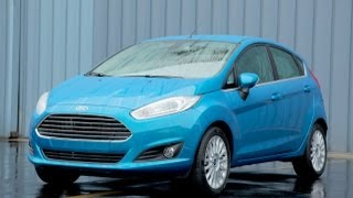 2014 Ford Fiesta 1.0L - Three cylinders and three dreaded letters: NVH
