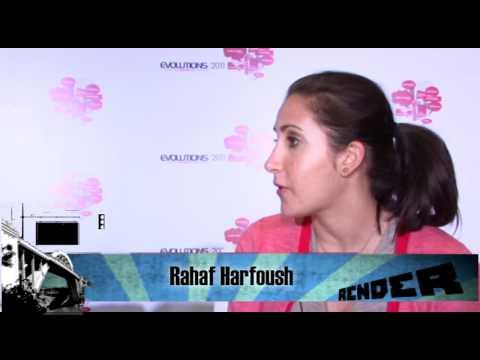 Rahaf Harfoush Social Networks