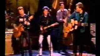 Brian Setzer, Marty Stuart, Ricky Skaggs & Elvis Costello   Honey Don