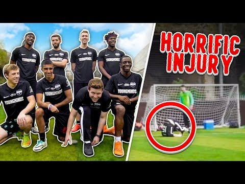 SIDEMEN 6-A-SIDE FOOTBALL