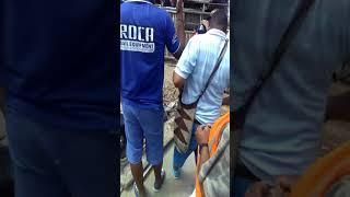 Bloqueo via Taganga