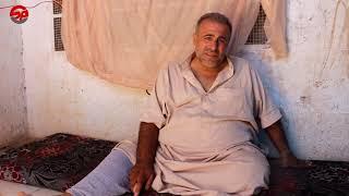 الأب وابنه لديهما أمراض في رجليهما..ويحتاجان لعلاج طبي ..قصة عائلة مهجرة من دمشق لإدلب