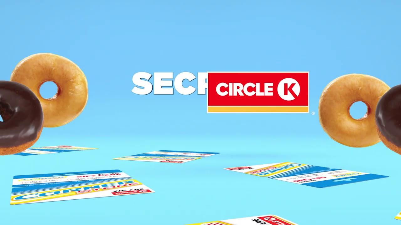 KSAT12 - Circle K Secret Word of the Day 'Donut' :5 Promo