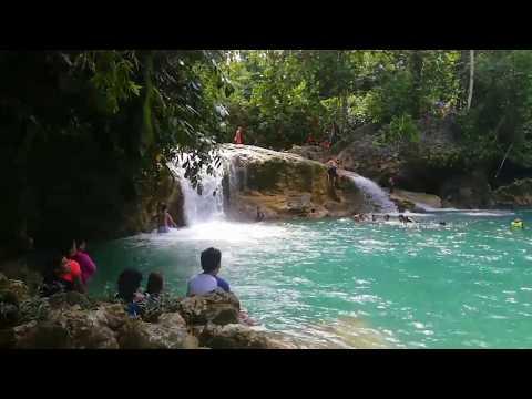 Bao Bao Falls ft. Exploring Mindanao Travel and Tour