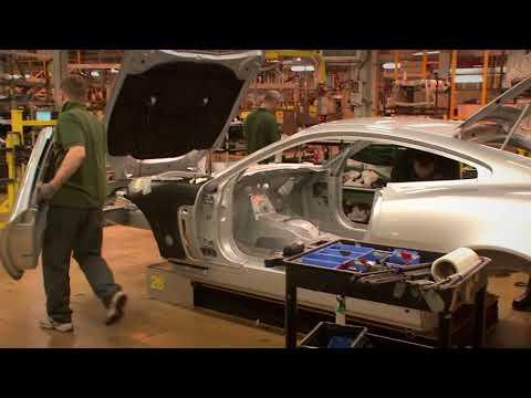Magic of Making - Jaguar Cars
